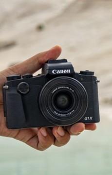 G1 X III卡片相机能拍如此大片