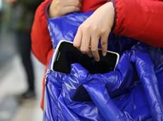 联想S920出门大包包可以放得下