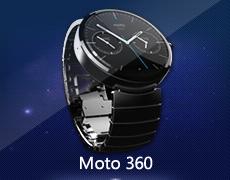 MOTO 360智能手表