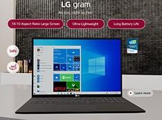LG gram新品亮相CES2021