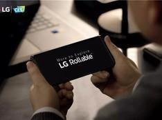 LG卷轴屏手机 年就能买到