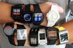 10款代表性智能腕表横评