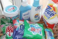 市售全品牌洗涤剂横评