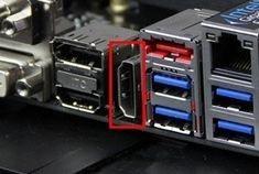极限玩家4的HDMI-IN接口