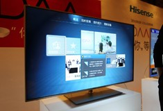 VIDAA TV发布会现场体验