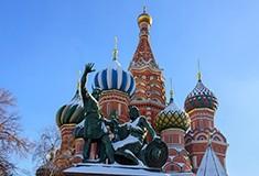 莫斯科的雕塑