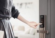 独居女性必备门锁