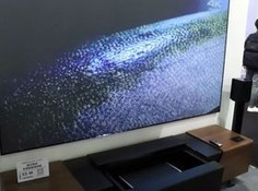 艾洛维激光电视