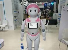 CES Asia炫酷机器人