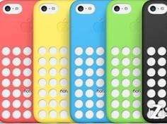 苹果iPhone 5c/5s官方配件推出