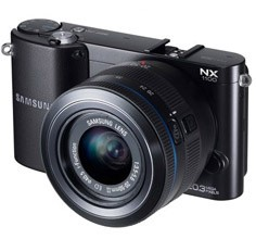 三星微单相机NX1100