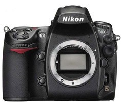 尼康 数码单反相机 D800 机身