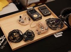 乐图上海耳机展搭配多