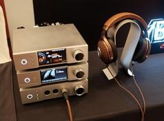 凯音666套装携新品播放器+耳机亮相