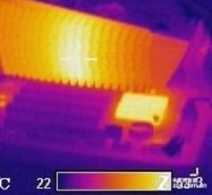 散热器采用全被动式散热