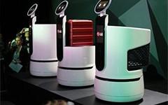 LG智能机器人CLOi
