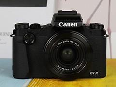 摄影师体验佳能G1X III