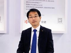 京瓷中国总经理西野博文