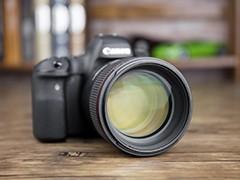 能防抖的人像镜头 佳能85mm F1.4实战外模