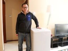 最污洗衣机拆解第三日 油腻的波轮洗衣机