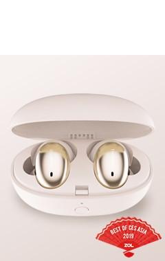 1MORE Stylish<i>时尚真无线耳机</i><em><strong><i> Best Audio Product</i> 音频设备奖</strong></em>