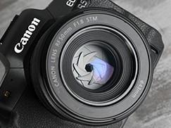 RF50mm F1.8评测