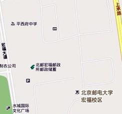 4月23日北京邮电大学宏福校区