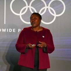 Aicha S. Evans<b>英特尔公司高级副总裁兼首席战略官</b>