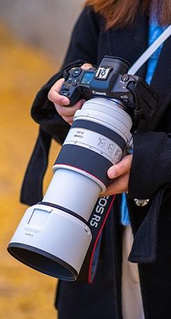 摄影师的选择:佳能EOS R5画质与性能的典范