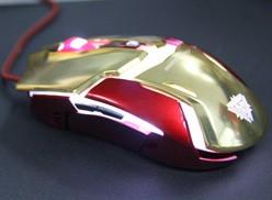 钢铁侠能量LED常亮白光