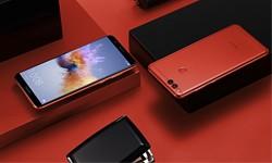 荣耀CES上发布荣耀7X红色版+View10手机