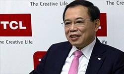 TCL李东生:世界级品牌目标