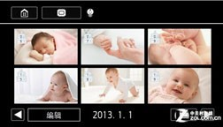 """记录孩子每个瞬间--""""婴儿模式"""""""