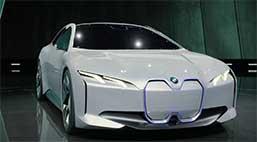 2018北京车展-宝马i Vision Dynamics