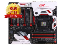技嘉金牌主板GA-Z170X-GAMING G1
