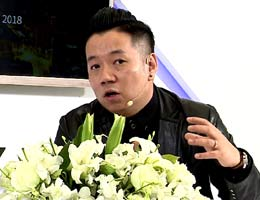 维力诺中国区总经理邱宾