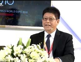 富士康科技集团副总裁陈振国