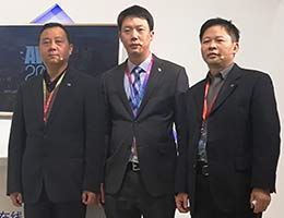 西屋电气高层王雪松、宫培谦、周劲松