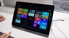 IFA2013:索尼Fit A变形本全系齐亮相