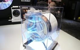 TCL免污式洗衣机征战CES2019