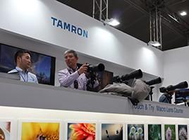 腾龙展台 70-210mm f/4表现抢眼