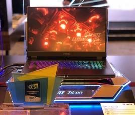 CES2020微星笔记本新品