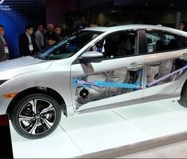 未来汽车趋势全在这