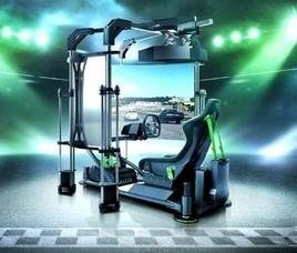 Razer沉浸式电竞模拟设备