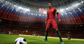 FIFA18-后场快攻