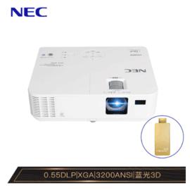 NEC NP-CD1101X商务办公投影机 投影仪(标清 3200流明 )
