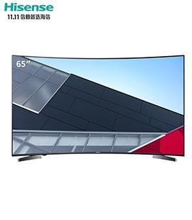 65英寸大屏幕 4K曲面智能
