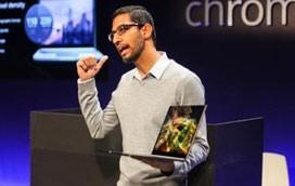 谷歌Laptops产品关注高