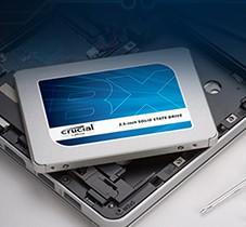 [CJ推荐]英睿达BX300系列固态硬盘