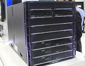 华为刀片架构服务器E9000